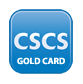 CSCS Gold Card Holder