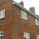 Re-pointing, Guttering and Fascia 1